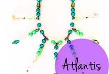 Atlantis by Marzrian / Marzrian Atlantis Collection now available on Etsy  http://www.etsy.com/shop/marzrian