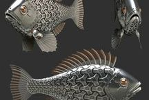 ZBrush Trickzzz... / Zbrush Software referencials , Tutorials and tips'n'tricks...