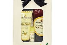 Bee By The Sea Products / The full line of Bee By The Sea Natural Products