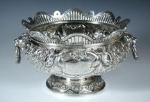 Silver & Vertu / A selection of Silver & Vertu from our quarterly Fine Art Sales