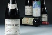 The Wine Sale / A selection of Wine from our annual Wine Sale, quarterly Fine Art Sale and our monthly Antiques and Interior Sales