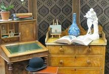 The Antiques & Interiors Sale / Our monthly Antiques & Interiors sale has a range of Antiques, Collectables and modern furnishings from £50-2500