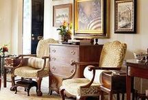 We Like: Interiors / A selection of pictures from our Country House Sales, interior room shots and home decor