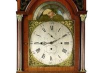 Clocks & Barometers / A selection of Clocks from our quarterly Fine Art Sales