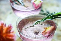 drinks + coctails