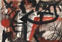 Gouaches & Encre de chine / Gouaches painting & India ink / Les gouaches de Youla Chapoval (1919-1951)