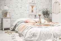 Room decor / Pretty decorations and styling