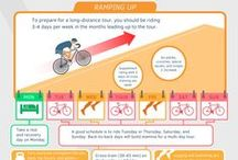 We love Infographics! / Infographics  we love about the bicycles world