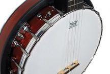 Morgan Monroe Banjos