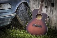 Morgan Monroe Photo Shoots / Morgan Monroe Fine Bluegrass Instrument Photo Shoot