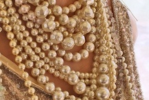 Lace and Pearls / by Cynthia Sestok