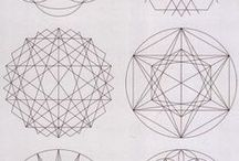 i ♥ geometry / triangles circles and so on