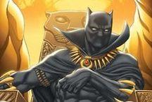 Black Panther / by Javier Perez