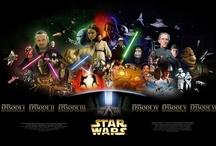 Star Wars / by Javier Perez