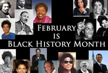 Black History Month! / by Starr