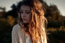 Romantic, Boho and lovely* / Lovely accessories, hairstyles, clothing styles etc.  Boho, gypsy, free-spirited