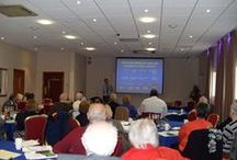 Paget's Meetings / Paget's Information Days are held in various places throughout the UK. Info at www.paget.org.uk