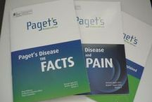 Paget's disease - Information / Booklets and leaflets available from The Paget's Association paget.org.uk