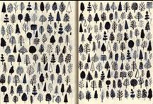 Trees in many ways