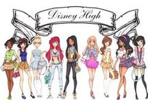 """Disney Princess"" Style It and Makeover! / by Starr"