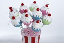 Cake Pops for Dessert! / by Starr