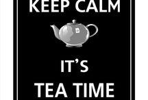 Teatime / I love tea