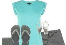 Clothing / i love dresses and shorts