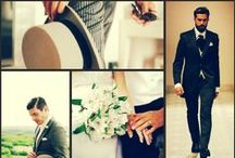 Sposo / Groom / Boutonniere