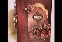 Journals / Journals of all kind.   / by Denise Compton