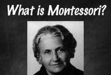 What is Montessori? / Information on how to incorporate the Montessori Method at home