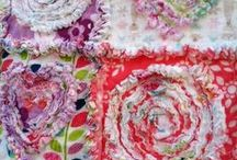 Rag Quilts and Crafts
