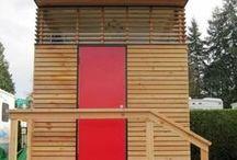 Mini casas (II). / Un nuevo ejemplo de aprovechamiento de los espacios.