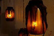 HALLOWEEN secondo Ebi / Decorazioni per Halloween per festa