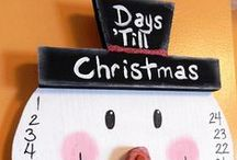 Christmas / present ideas and count down ideas and many many more