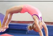 Gymnastics skills & awesome tricks / Gymnasts can follow this board to learn about drills they can practice at the gym and at home to improve their skills and tricks. There will also be general tips and information about gymnastics.