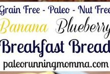 Whole 30/Paleo Breakfast / These are all pins relating to Whole 30 and Paleo breakfast recipes. Eggs, muffins, breads, waffles, pancakes, breakfast bars and more.