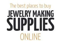 DIY Jewelry Making / This board contains pins relating to jewelry making - instructions, directions, tutorials, and more. Crystals, glass beads, seed beads, bracelets, necklaces, rings, earrings, and other things, like where to buy jewelry supplies online.