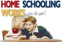 Homeschooling / by Alice V