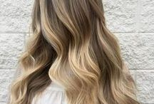 Hair inspiration / Hair color
