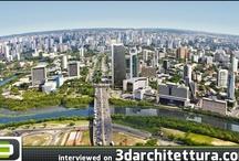 Bruno Lima, Luiz Andrade - DPI Studio / 3D images by Bruno Lima, Luiz Andrade and DPI Studio from Recife, Brazil #render #3d #architecture #outdoors #city #interiors #3darchitettura