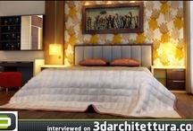 Hansdy Pratama / #render #3d #architecture #outdoors #city #interiors #3darchitettura