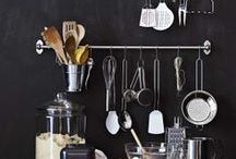 The Inspired Kitchen // / Food52 (food52.com) and Scoutmob Shoppe (scoutmob.com) are all about inspiring you to dice, chop and mix your heart out in the kitchen.