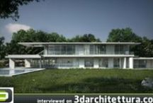 renders for architecture and outdoors / best 3d for architecture, city, landscape, outdoors