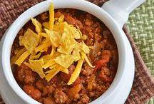 ♔ Food - Comfort & Crockpot ♔