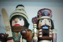 Everyday Nutcrackers / Accents with Nutcrackers