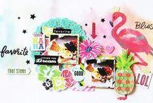 Sajcia layouts&cards. / #scrapbooking #layouts #sajcia #cardmaking  www.sajciastyczna.blogspot.com