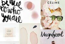 Graphic Design, Branding & Fonts Inspirations