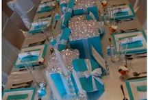 "30th / my online idea board for my ""BREAKFAST AT TIFFANY""S"" themed party"