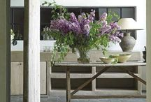 Decorating with flowers and plants / Decorating with Flowers