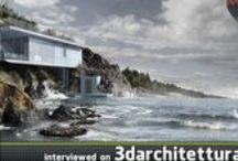 Sebastian Caine / Sebastian Caine interviewed for 3D Architettura: render, 3d, CG, design, architecture http://www.3darchitettura.com/sebastian-caine/